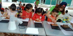 Chia Nhóm Lớp Học – Học phí Tại Trường mầm non BiBi 2 – Tân Mai