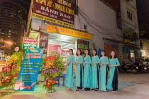 LỄ KHAI TRƯƠNG TỔ HỢP THƯƠNG MẠI BIBI SCHOOL- HOME COFFEE- HOME HAIR SALON