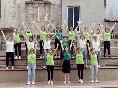 Bài múa dân vũ: Việt Nam Ơi – Đánh bay Covid – Hệ thống Giáo dục MN BiBi và Trường Th Dream Garden